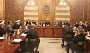 المجلس الشرعي: لتشكيل الحكومة بمواصفات الرئيس المكلف