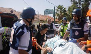 مقتل إسرائيليتين بقصف صاروخي فلسطيني على عسقلان