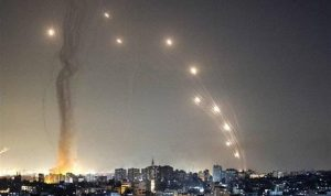 إسرائيل: اعترضنا 90% من الصواريخ الفلسطينية