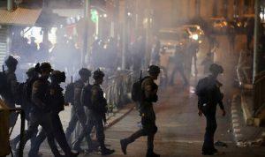 القوات الإسرائيلية تقمع تظاهرات فلسطينية بالضفة الغربية