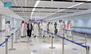 مطارات السعودية تستعد للرحلات