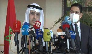 الكويت: نسعى لعلاقات تشكل منعطفًا إيجابيًا مع المغرب