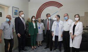 يمين: للعمل من أجل النهوض بمستشفى البترون