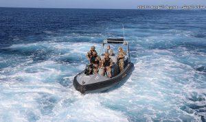 تمرين تكتي مشترك بين الجيشين اللبناني والفرنسي