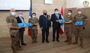 هبة فرنسية للجيش اللبناني