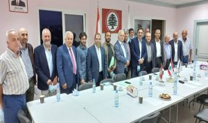 لقاء التقدمي – القوات في الشوف: ترسيخ مستمر للمصالحة