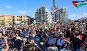غزة تدفع بالتسوية في لبنان