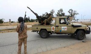 بريطانيا تفرض عقوبات على جماعة الكانيات الليبية