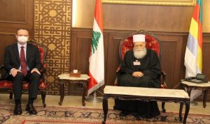التطورات الراهنة في فلسطين بين شيخ العقل والسفير التركي