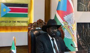 رئيس جنوب السودان يحلّ البرلمان