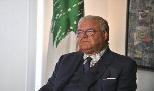 المشنوق: حان دور الإستقلال من الإحتلال السياسي الإيراني