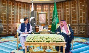 بعد أشهر من التوترات… رئيس وزراء باكستان يزور السعودية