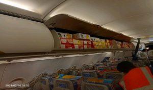 بسبب السلالة الهندية.. طائرات تنقل الفاكهة بدلا من المسافرين!