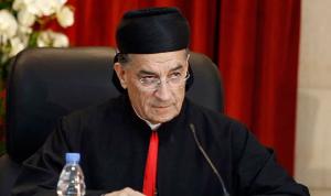 سينودس أساقفة الكنيسة المارونية: نؤيّد الراعي في تحركه