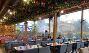 تجمع لأصحاب المطاعم في انطلياس رفضا للاقفال