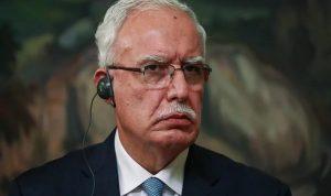 وزير الخارجية الفلسطيني: السلام يبدأ من القدس