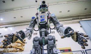 روسيا تطوّر روبوتا قادرا على العمل في الفضاء