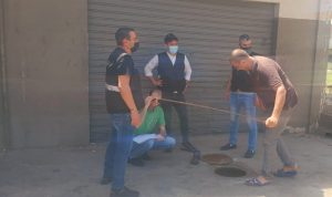 محاضر ضبط بحق محطات وقود في الجومة