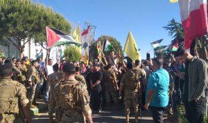 3 جرحى في مستشفى مرجعيون من بين متظاهري الجنوب