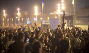 """الإسبان يحتفلون بالشوارع برفع """"طوارئ كورونا"""""""