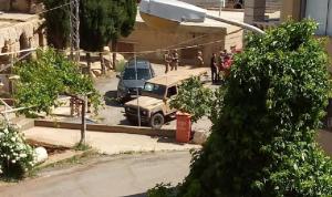 دورية من الفرقة الرابعة السورية تتوغل إلى الداخل اللبناني!