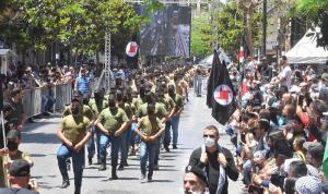 """""""القومي"""": لبنان في خطر كبير"""