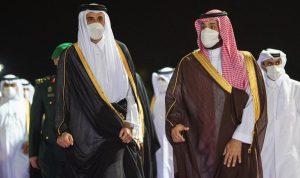 الزيارة الثانية… أمير قطر في السعودية
