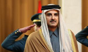 أمير قطر يهنئ رئيسي على فوزه بالانتخابات الرئاسية