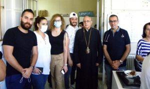 بعد انخفاض أعداد المصابين… مستشفى تل شيحا يقفل قسم كورونا