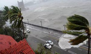 شنغهاي تتحضر لمواجهة إعصار عنيف!