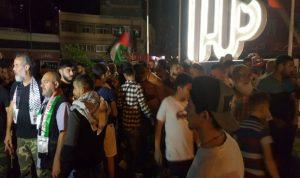 في طرابلس.. مسيرة دعمًا للقدس