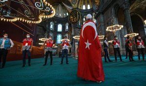 واشنطن تنتقد سجل تركيا في الحريات الدينية