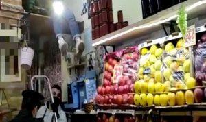 في إيطاليا.. العثور على مخبأ أسلحة في متجر للفاكهة