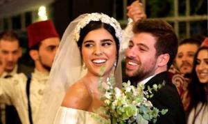 هل انفصلت زينة مكي عن زوجها نبيل خوري؟