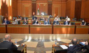 اللجان المشتركة شكلت لجنة لدراسة البطاقة التمويلية