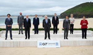 """الـ""""G7″: ندعم سيادة العراق ونشجّع على المشاركة بالانتخابات"""