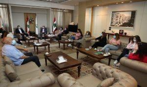 ابراهيم اطلّع على أوضاع الموقوفين اللبنانيين في الإمارات