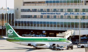 إحباط 3 محاولات لاستهداف مطار بغداد