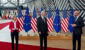 القمة الأوروبية-الأميركية: هذا ما يتطلبه إحياء الاتفاق النووي