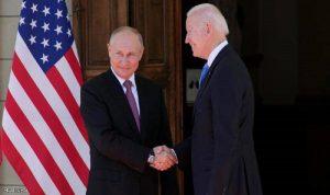 البيت الأبيض: بايدن تحدى بوتين بشكل مباشر
