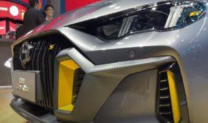 سيارة صينية متطورة تغزو أسواق العالم قريبا