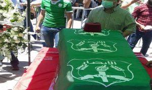 بيروت ودعت أسطورة كرة القدم اللبنانية