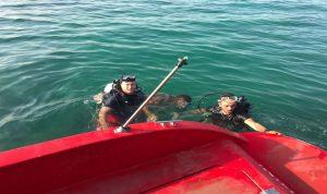 إنقاذ 6 أشخاص من الغرق مقابل معمل الزوق الحراري