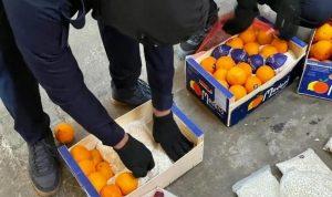 في السعودية.. ضبط 4.5 مليون قرص كبتاغون في شحنة برتقال