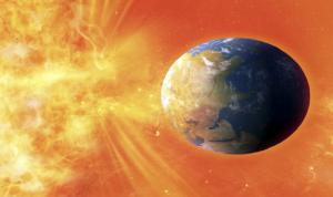 """انفجار بلازما من الشمس """"يلامس"""" الأرض الثلثاء!"""