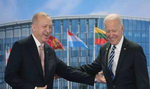 أردوغان: العلاقات مع الولايات المتحدة دخلت مرحلة جديدة