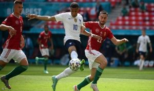 المجر تحرج فرنسا في بطولة أمم أوروبا