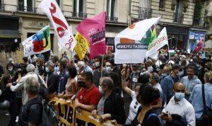 """تظاهرات ضد """"اليمين المتطرف"""" تعم مدن فرنسا"""