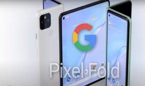 """""""غوغل"""" ستطلق أول هواتفها القابلة للطي!"""
