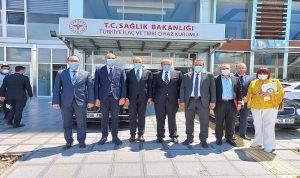 حسن: الزيارة لتركيا أسست للتعاون في ملف الدواء